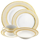 10 Strawberry Street Iriana Porcelain Dinnerware