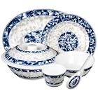 Blue Dragon Melamine Dinnerware