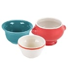Bouillon Bowls and Bouillon Cups