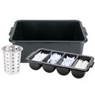 Bus Tubs, Bus Boxes, and Flatware Bins