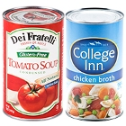 Canned Soup and Stew
