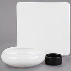 Cardinal Purity White Porcelain Dinnerware