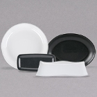 Ceramic Serving and Display Platters / Trays