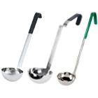 Coated Handle Metal Ladles