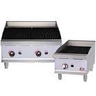 Countertop Gas Lava Rock Charbroilers