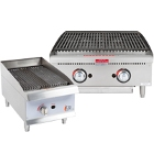 Countertop Gas Radiant Charbroilers