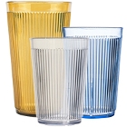 Crystalon Plastic Tumblers