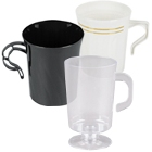 Disposable Plastic Coffee Cups