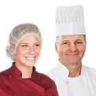 Disposable Chef Hats & Hairnets