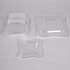 Disposable Plastic Bowl Lids