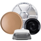 Disposable Serving and Catering Trays