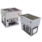 Dual Temperature Food Wells