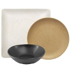 Elite Global Solutions Greenovations Bamboo Melamine Dinnerware