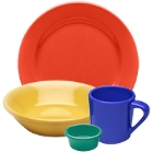 Elite Global Solutions Rio Melamine Dinnerware