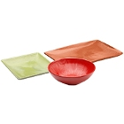 Elite Global Solutions Sunburst Melamine Dinnerware