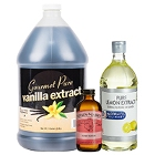 Extracts and Imitation Flavoring