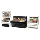 Horizontal Air Curtain Merchandisers