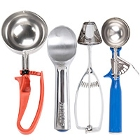 Ice Cream Scoops and Food Dishers