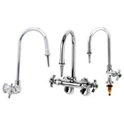 Laboratory Faucets and Gas Fixtures