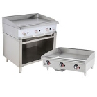 Medium Duty Gas Countertop Griddles