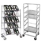 Merchandiser Racks  / Slant Racks