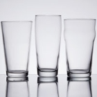 Mixing & Pint Glasses