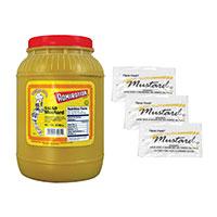 Mustard and Mustard Packets