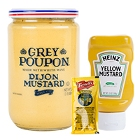 Mustard and Mustard Packets