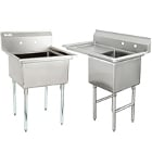 1 Compartment Sinks