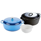 Ovenable Casserole Dishes