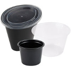 Plastic Souffle / Portion Cups & Lids