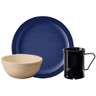 Polycarbonate Dinnerware and Mugs