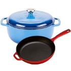 Porcelain Enameled Cast Iron Cookware