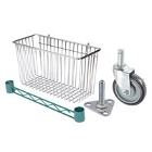 Regency Shelving Casters and Shelving Accessories