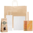 Retail, Produce, and Grocery Paper Bags