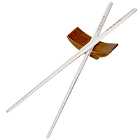 Reusable Chopsticks and Chopstick Holders