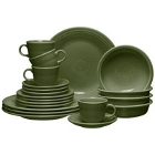 Sage Homer Laughlin Fiesta Dinnerware