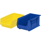 Wire Shelf Bins, Supply Bins, and Bin Dividers