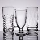 Soda, Tea, and Water Glasses