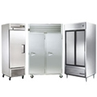 Solid Door Reach In Refrigerators