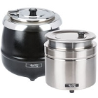 Countertop Soup Kettles and Commercial Soup Warmers