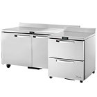 Spec Line / Institutional / Heavy-Duty Worktop Freezers