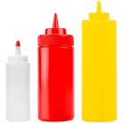 Condiment Squeeze Bottles