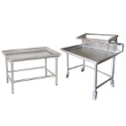 Stainless Steel Sorting Tables