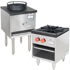 Stock Pot and Wok Ranges