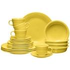 Sunflower Homer Laughlin Fiesta Dinnerware