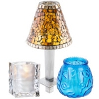 Restaurant Candles and Table Lamps