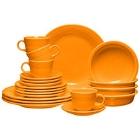 Tangerine Homer Laughlin Fiesta Dinnerware