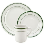 Tuxton Green Bay China Dinnerware