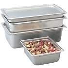 Vollrath Super Pan Steam Table Transport Pans and Lids